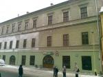 a Fábry János alapította gimnázium eredeti épülete Rimaszombatban (2011. 01.)