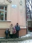 Fábry János utca Rimaszombatban