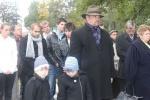 Rimaszombat, 2011. okt. 23., helyi magyarok megemlékezése