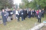 Rimaszombat 2011. okt. 23 - megemlékezés a helyi magyarokkal