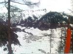 Kals am GG. falucska az erdei pályáról
