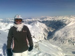 Gleccser tetején (3150)